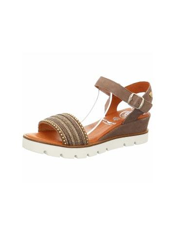 Imago Sandalen/Sandaletten in beige