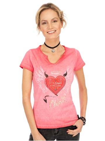 Hangowear T-Shirt RIKE rot
