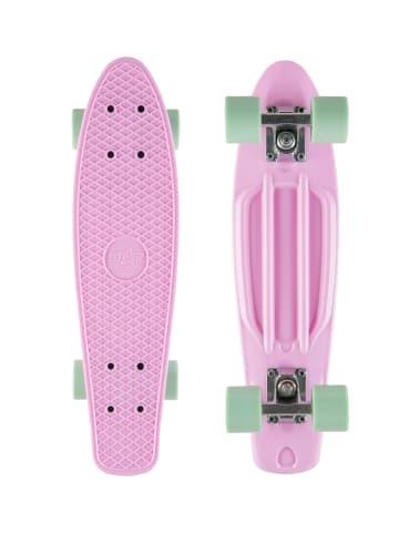 "LÖWENRAD Vintage Skateboard ""Cruiser"" in Pink"