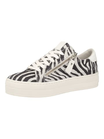 SPM Sneaker in Zebra