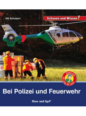 Hase und Igel Bei Polizei und Feuerwehr