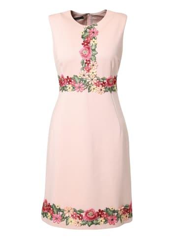 MaDam-T Minikleid Kleid Elonika in pfirsich