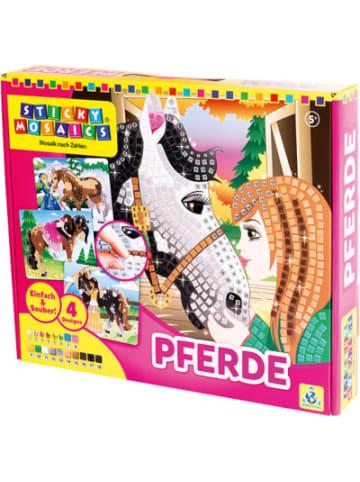 Sticky Mosaics  Funkelnde Bilder Pferde