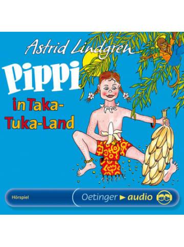 Pippi Langstrumpf Pippi in Taka-Tuka-Land, 1 Audio-CD