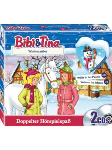 KIDDINX CD Bibi & Tina - Winterzaubers (2 CDs)