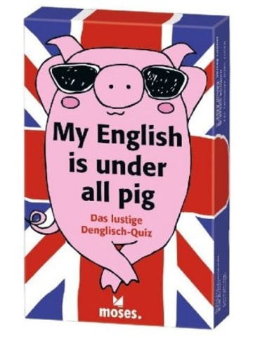 Moses. My English is under all pig (Spiel)