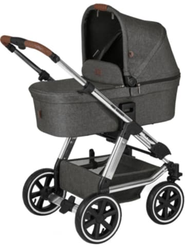 ABC-Design Kombi Kinderwagen Viper 4, Diamond asphalt