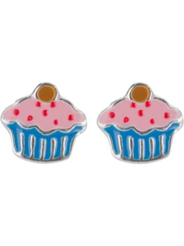 Janusch Kinder Ohrstecker Cupcakes