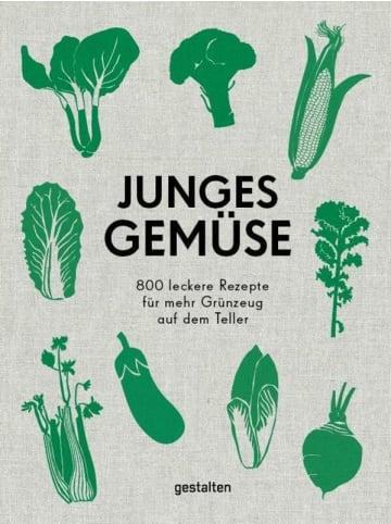 Gestalten Verlag Junges Gemüse | 800 leckere Rezepte für mehr Grünzeug auf dem Teller