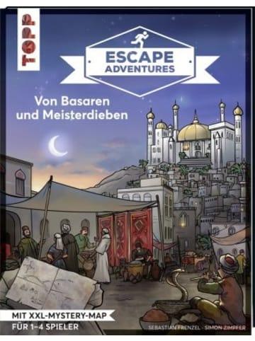 Frech Escape Adventures - Von Basaren und Meisterdieben