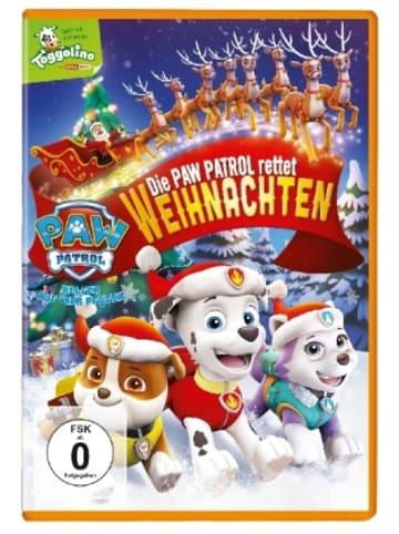 UNIVERSAL Paw Patrol: Die Paw Patrol rettet Weihnachten, 1 DVD