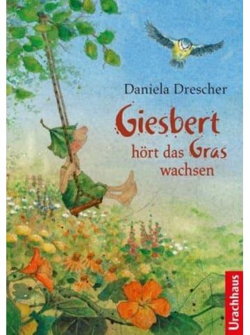 Urachhaus Giesbert hört das Gras wachsen
