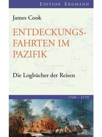 Edition Erdmann Entdeckungsfahrten im Pazifik | Die Logbücher der Reisen (1768-1779)