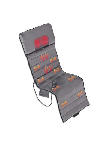 VITALmaxx Shiatsu-Massagematte in Grau