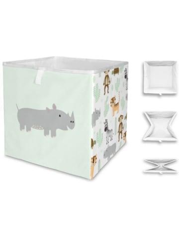 Mr Little Fox Aufbewahrungsbox Tiere, faltbar
