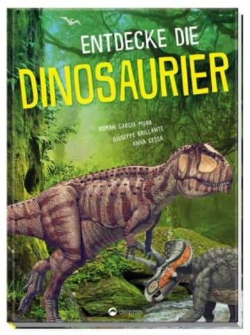 Delphin Verlag Entdecke die Dinosaurier