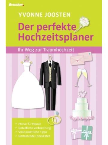 Brendow Verlag Der perfekte Hochzeitsplaner
