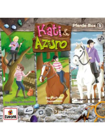 Sony CD Kati & Azuro 05/ 3er Box (Folgen 13,14,15) (3 CDs)