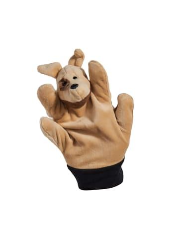 Butlers Handpuppe Hund WILD GUYS in braun