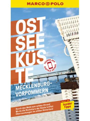 Mairdumont MARCO POLO Reiseführer Ostseeküste Mecklenburg-Vorpommern