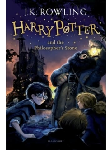 Bloomsbury Harry Potter and the Philosopher's Stone