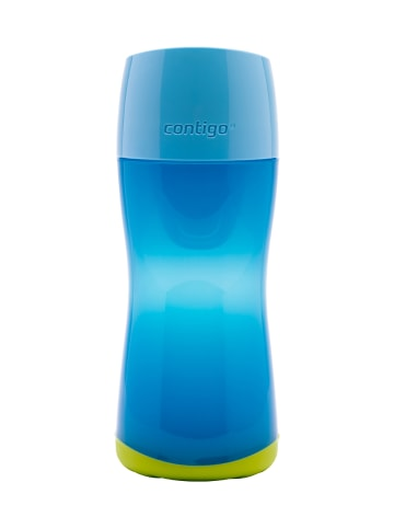 Contigo Kindertrinkflasche Runabout in Blue Green