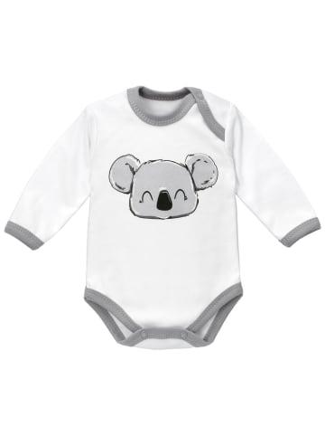 Baby Sweets Body Langarm Baby Koala in bunt