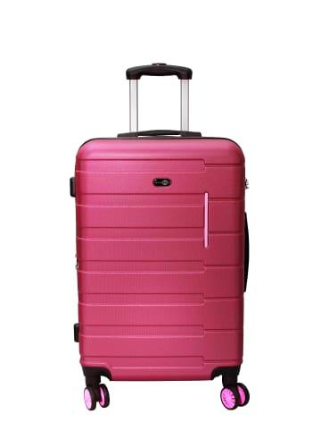 """Travel Pal Koffer ,,München"""" Größe M in Beere/Pink"""