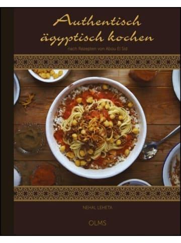 Olms Authentisch ägyptisch kochen | nach Rezepten von Abou El Sid