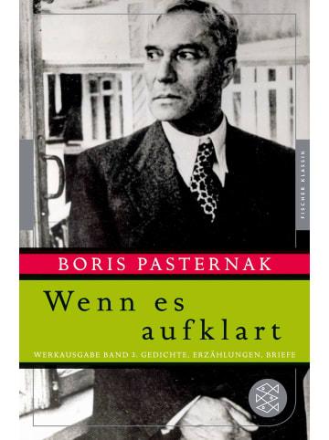 FISCHER Taschenbuch Wenn es aufklart   Werkausgabe Band 3. Gedichte, Erzählungen, Briefe