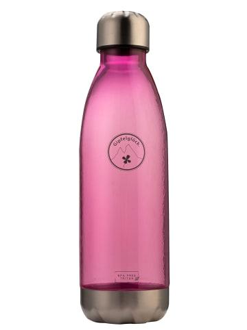 Gipfelglück Flasche Tritan Bottle in Pink