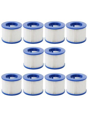 MCW Wasserfilter für Whirlpool E32, 10 Stück