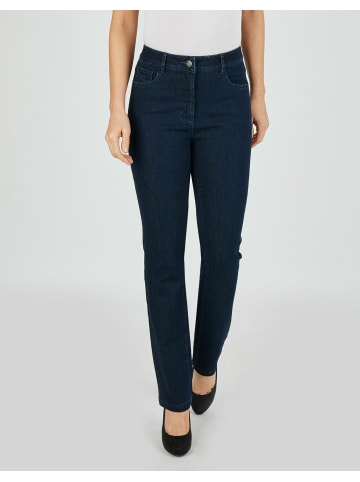 Bexleys woman 5-Pocket-Jeans in blau