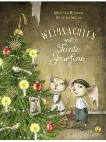 Boje Verlag Weihnachten mit Tante Josefine
