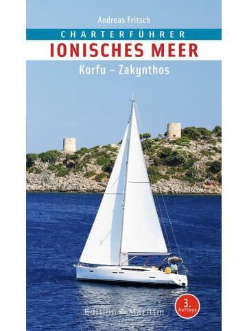 Delius Klasing Charterführer Ionisches Meer   Korfu - Zakynthos