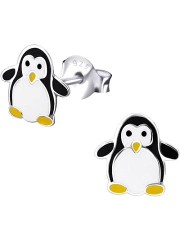Janusch Kinder Ohrstecker Pinguin
