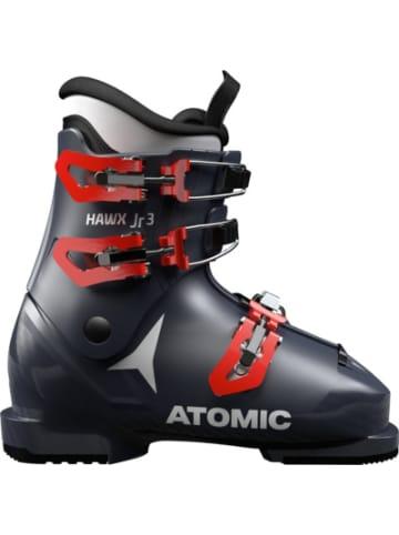 Atomic Skischuh HAWX JR 3 Dark Blue/Red