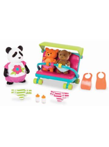 Li'l Woodzeez Babysitting-Set mit Koala