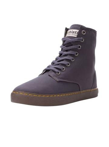 Ethletic Sneaker Hi Fair Brock in pewter grey