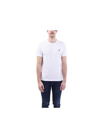 Ralph Lauren Kurzarm Freizeithemd in weiß