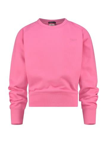 Vingino Basic Sweater in Warm Pink