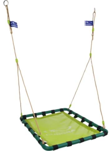 Hudora Nestschaukel 120 x 80 cm grün