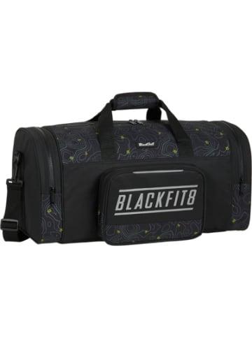 Blackfit8 Sporttasche Topography