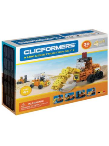 CLICFORMERS - Konstruktion Mini Set - 30 Stück