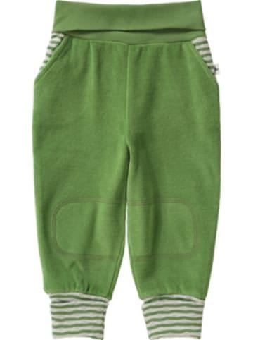 Leela Cotton Baby Softbundhose aus Nicky Velours, Organic Cotton
