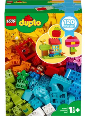 LEGO ® DUPLO® 10887 Steinebox Bunter Bauspaß