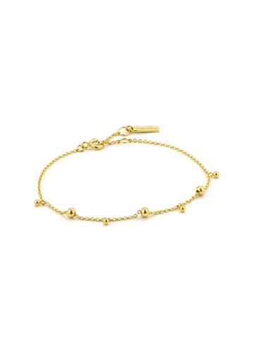 Ania Haie Armband B002-03G in gold