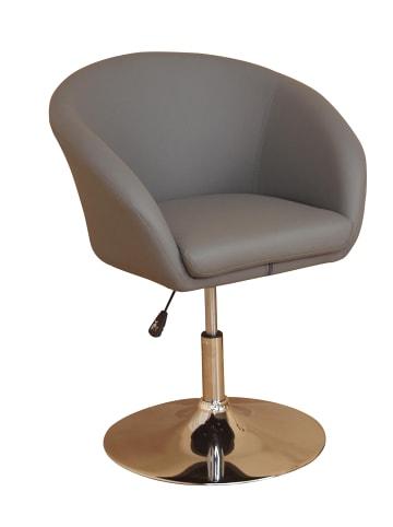 Möbel-direkt Drehsessel Dieter in grau