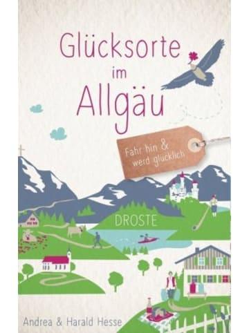 DROSTE Verlag Glücksorte im Allgäu