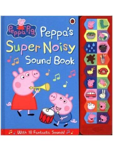 Penguin Books UK Peppa Pig - Peppa's Super Noisy Sound Book